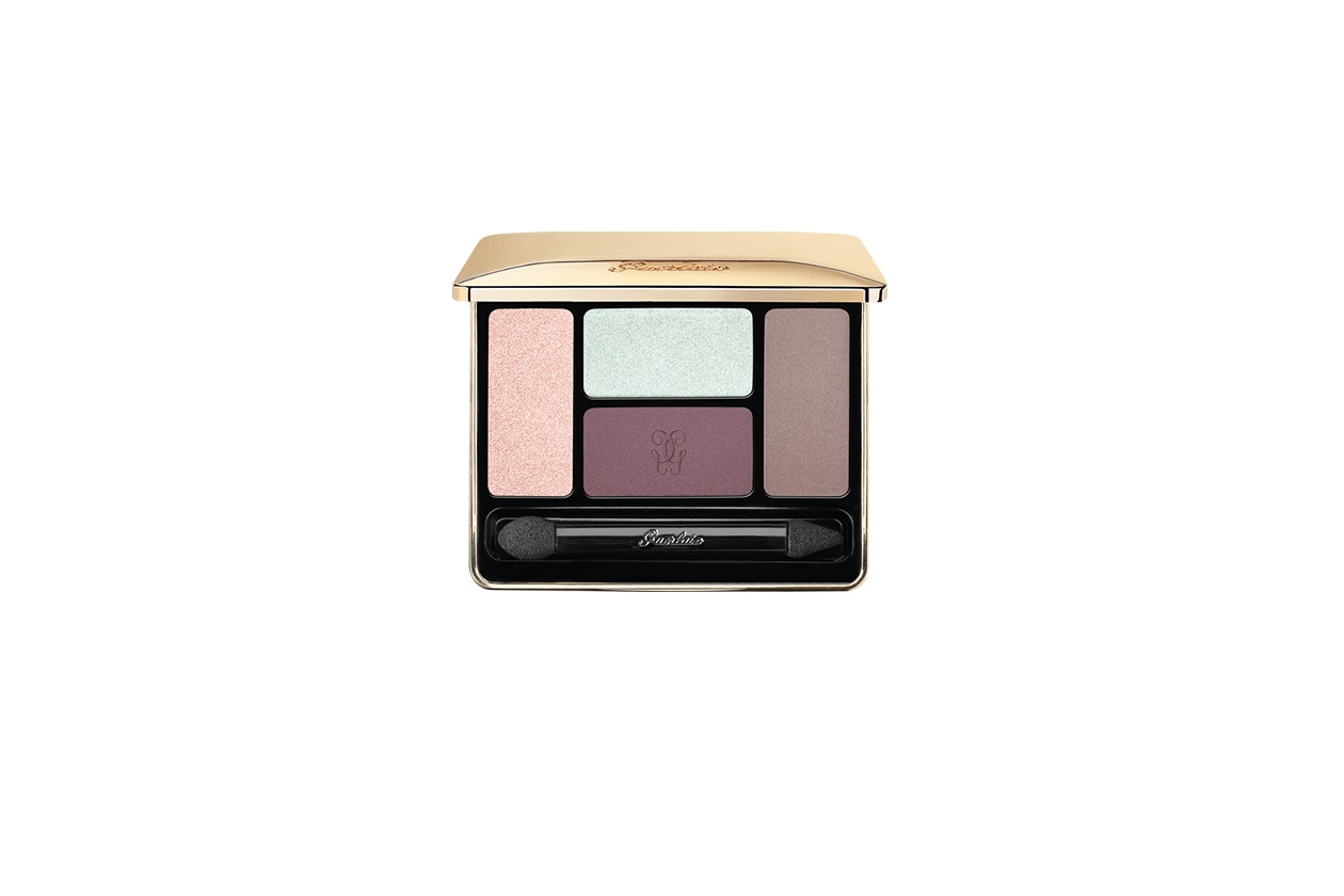 03 BEAUTY naked pink Guerlain Écrin 4 Couleurs, The Spring Palette