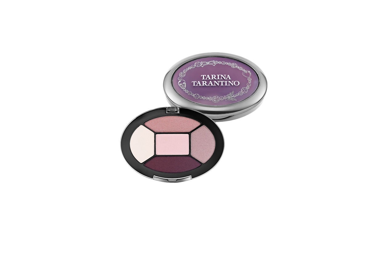 09 BEAUTY naked pink Tarina Tarantino Jewel Shadow Palette, Magical