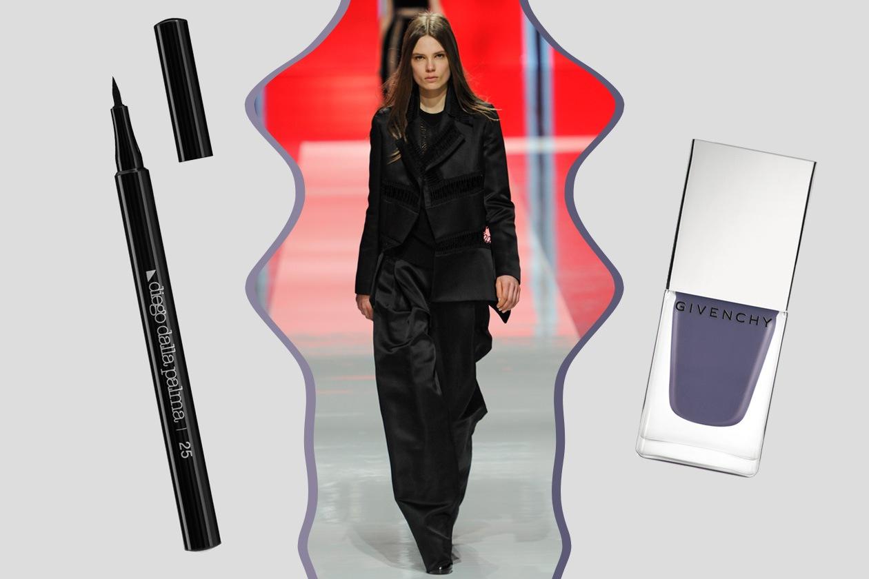 AL MASCHILE: il rigore è glam (Christopher Kane – Diego Dalla Palma – Givenchy)