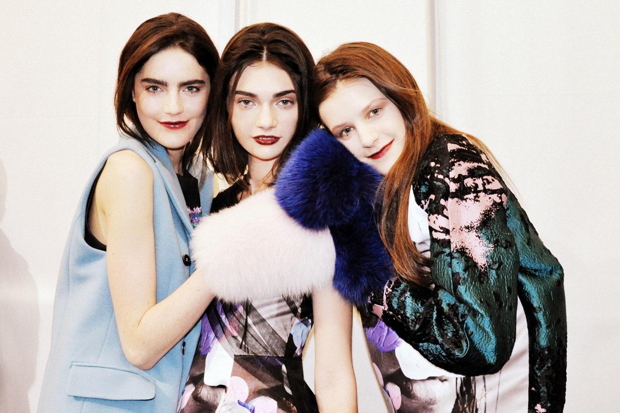 All the pretty girls! Ispirazione Björk anni Novanta per la collezione autunno/inverno 2014-15 di MSGM
