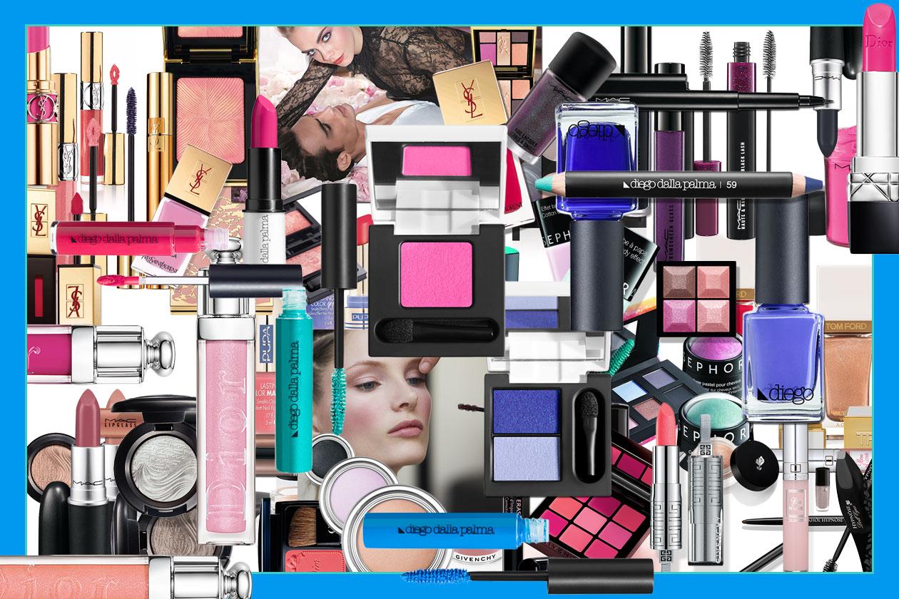 BEAUTY Collezioni Primavera 00 Cover collage