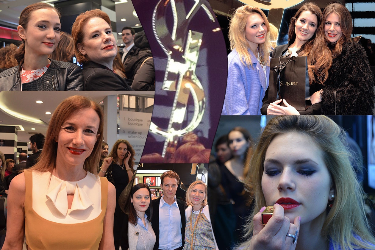 BEAUTY YSL 00 Cover collage