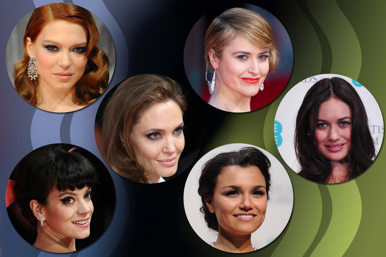 Bafta 2014: le celebs scelgono un make up luminoso. I migliori beauty look selezionati da Grazia.IT