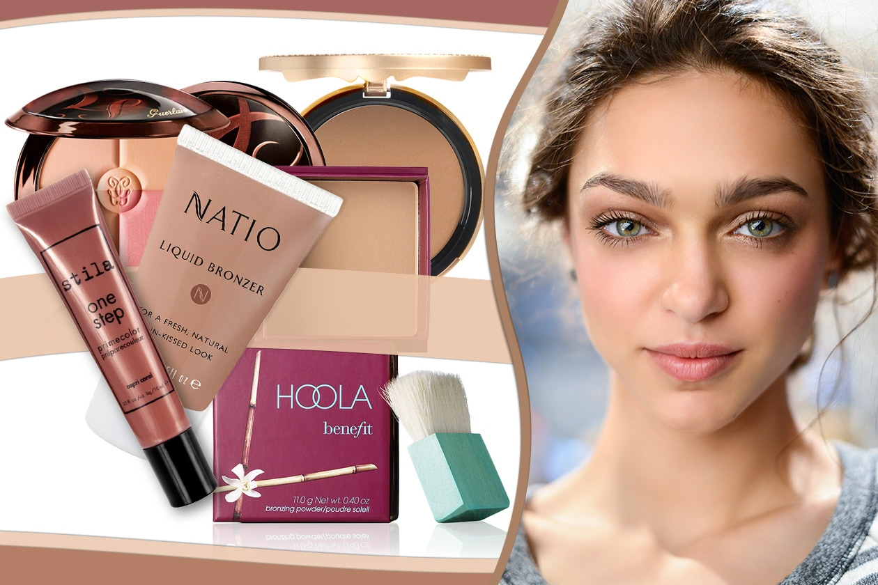 Beauty Bronzer inverno 00 Cover collage