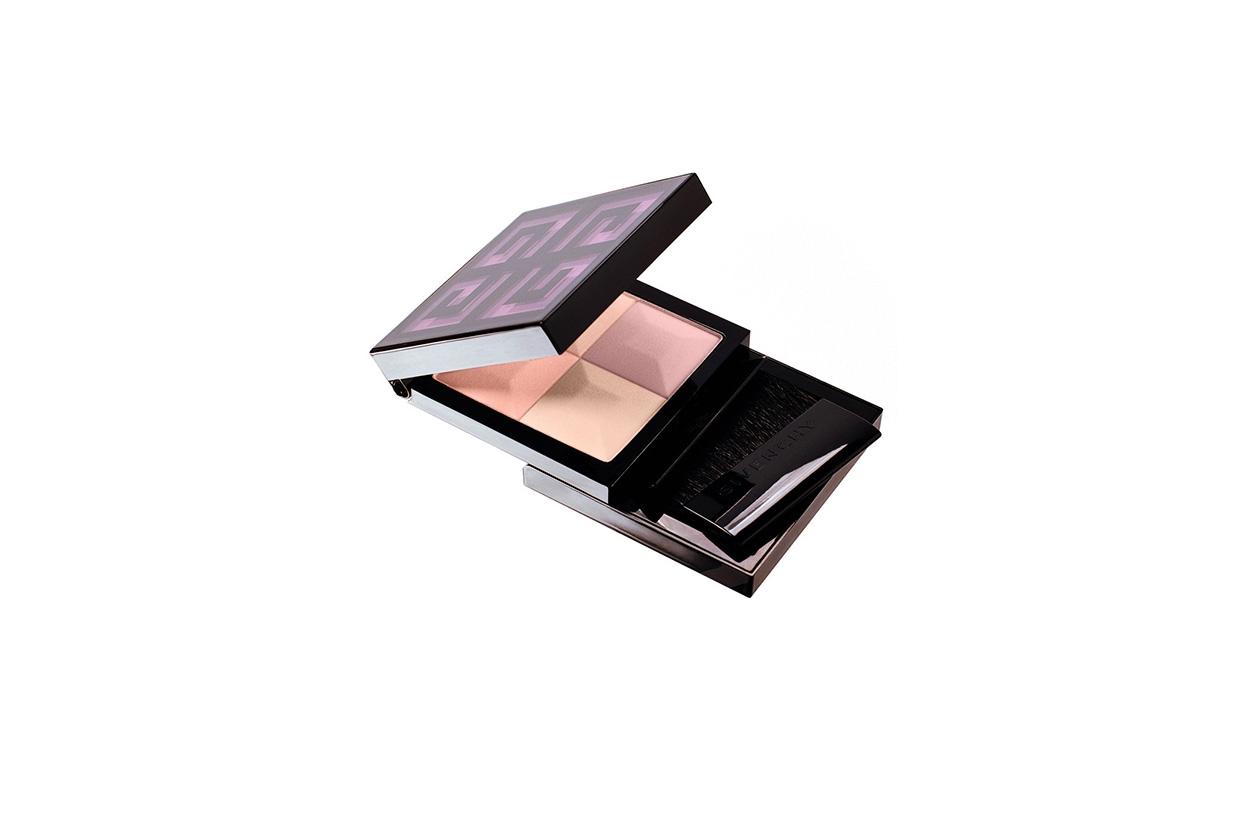 Beauty Malin Akerman Beauty Look Givenchy Le Prisme Visage 82 Rose Cashmere