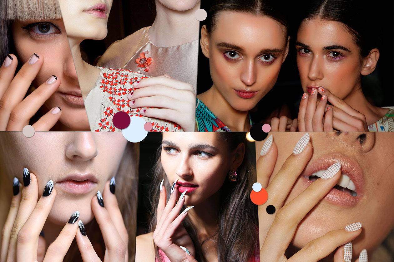 Beauty NAIL ART PE 2014 00 Cover collage