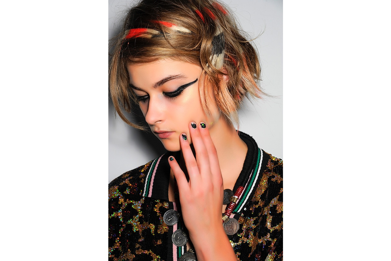 Beauty NAIL ART PE 2014 Ashish nls W S14 L 001