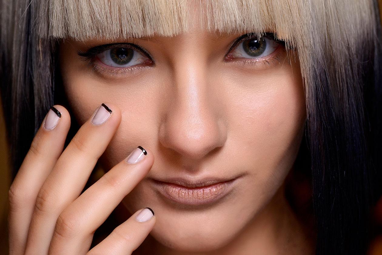 Beauty NAIL ART PE 2014 Carmen Marc Valvo nls W S14 N 009