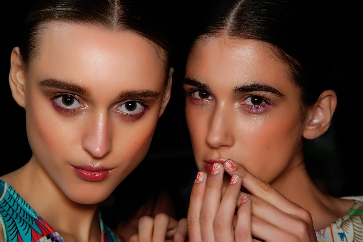 Beauty NAIL ART PE 2014 Mara Hoffman nls W S14 N 001