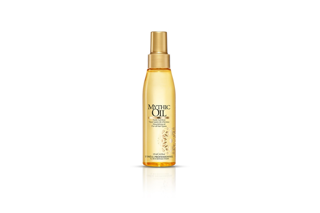 Beauty Rose Huntington Whiteley L'Oreal Professionnel Mythic Oil