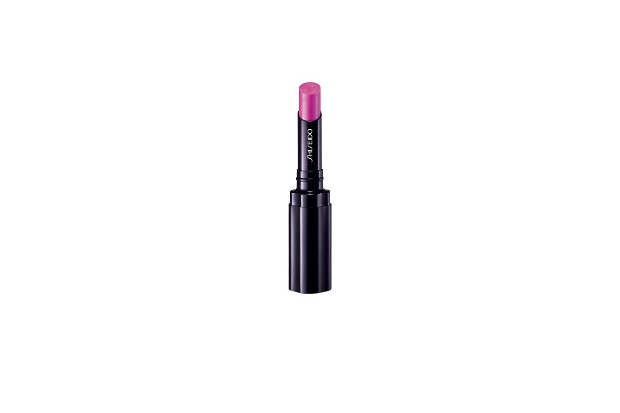 Beauty blush e prodotti labbra in rosa shiseido shimmering rouge Stiletto