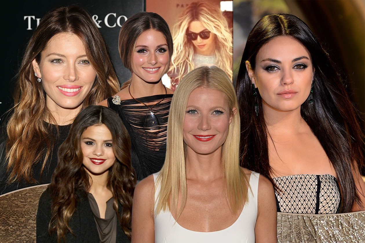 Beauty celebrity riga centrale Cover collage