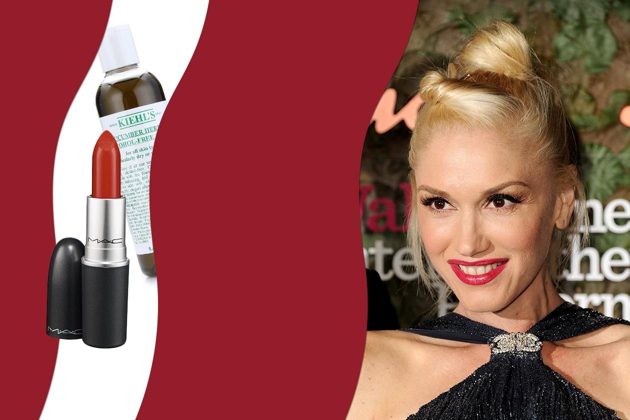 GWEN STEFANI E IL SORRISO ROSSO FUOCO: una vera e propria red addicted (MAC Cosmetics – Khiel's)