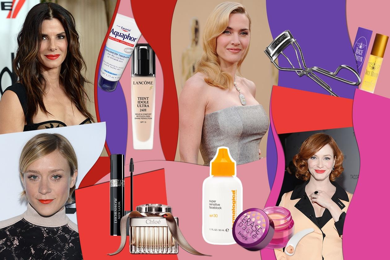 I segreti di bellezza delle star: tra creme viso e make up tutti i prodotti che non mancano nella beauty bag delle dive. Scoprirli con Grazia.IT