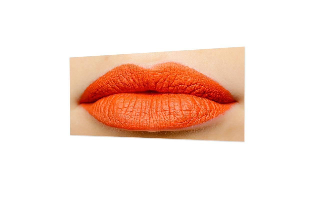 John Richmond lips