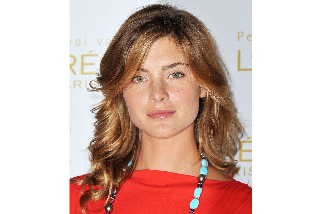 L'hair look sfoggiato al Premio L'Oreal Paris Per Il Cinema Award 2010