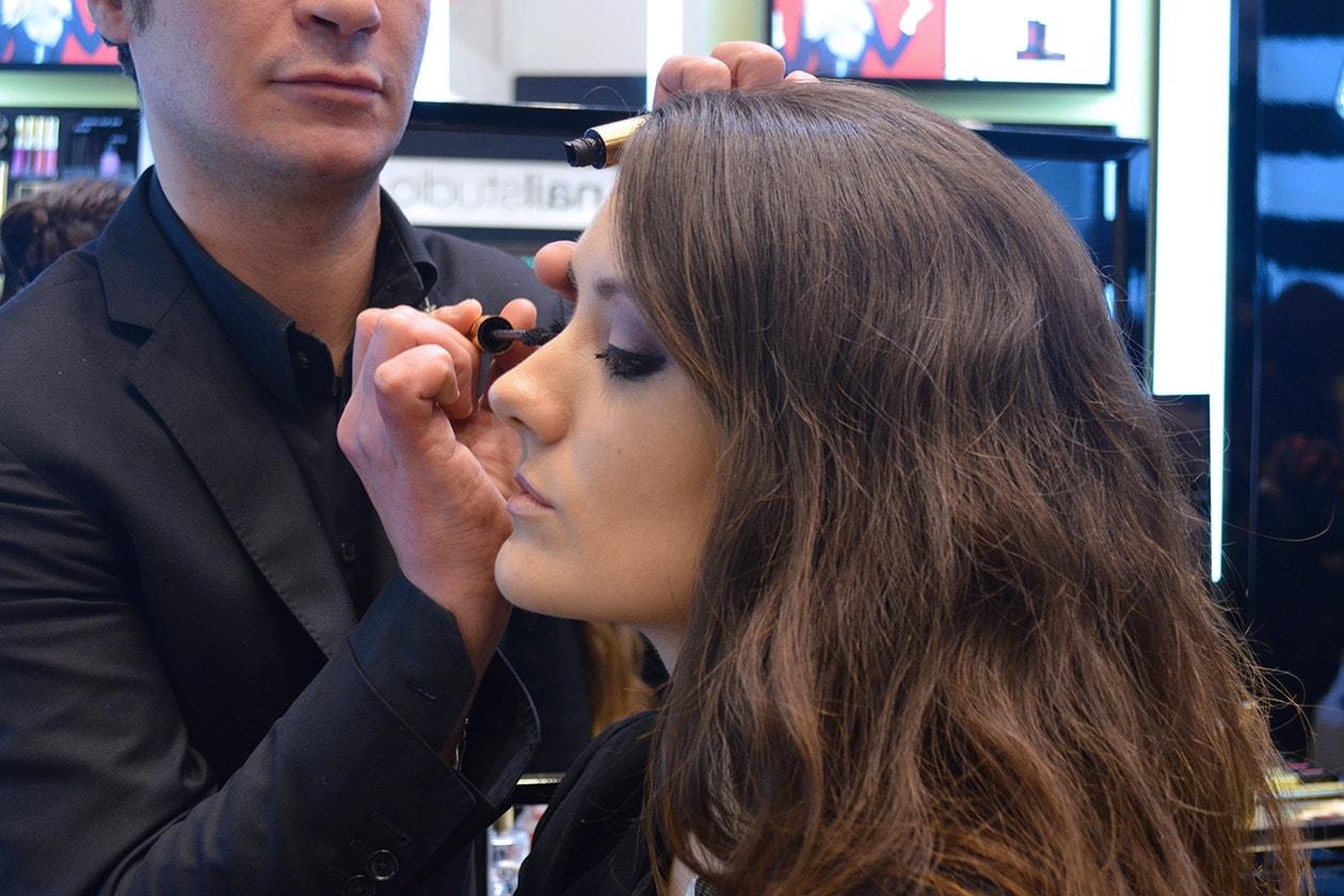 Lucia Cal make up