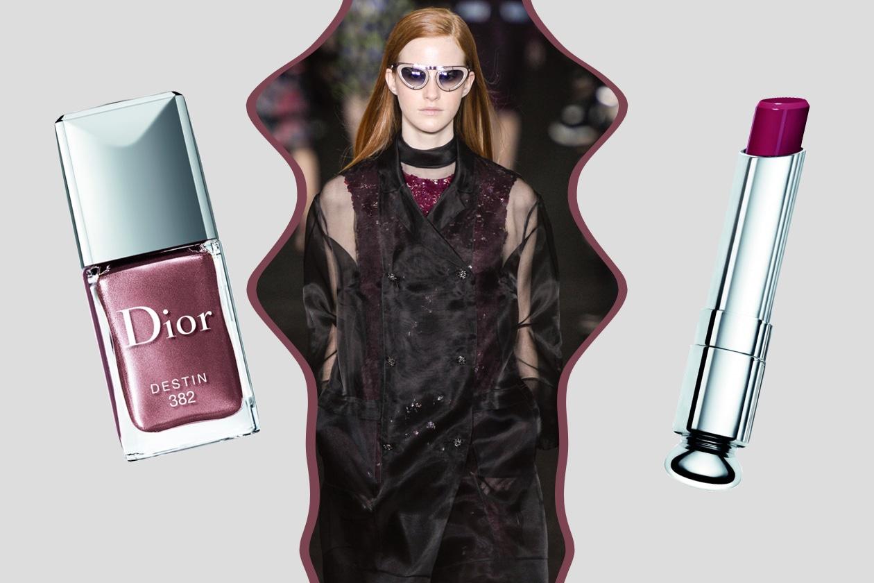 NERO IMPALPABILE: protagonista il tulle per una gotic girl che non vuole passare inosservata (Erdem – Dior)