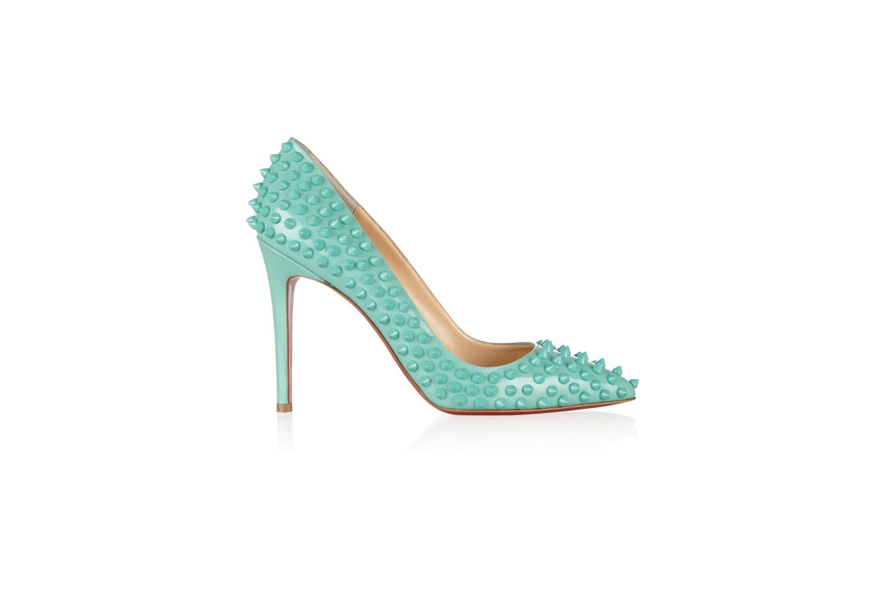 Pigalle Spikes Louboutin net a porter