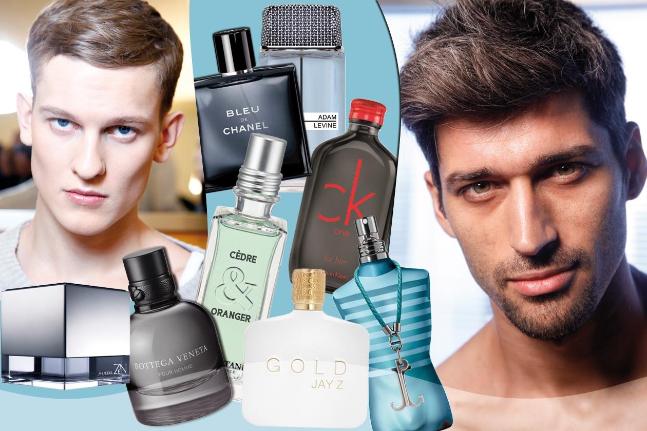 Profumi uomo: le nuove fragranze 2014 selezionate da Grazia.IT