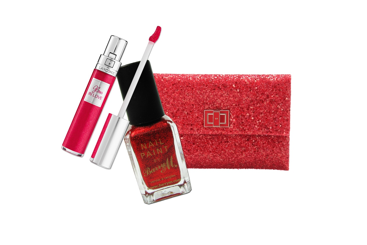 RED, RED, RED!: Il rosso si accende e diventa protagonista (Barry M – Lancôme -Anya Hindmarch)