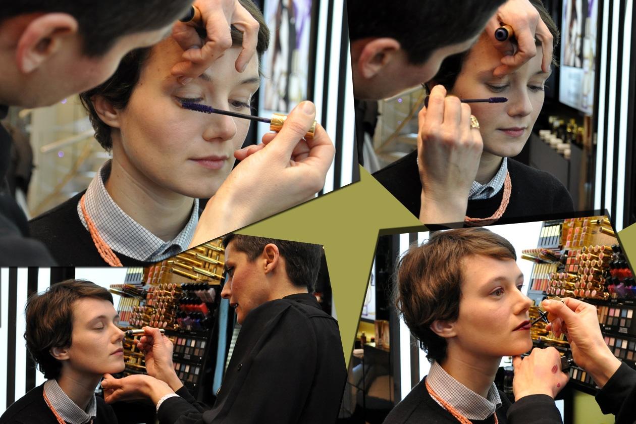 """Rituale di bellezza """"3 MINUTES RADIANCE"""" by YSL anche per la nostra Francesca Crippa, fashion assistant"""