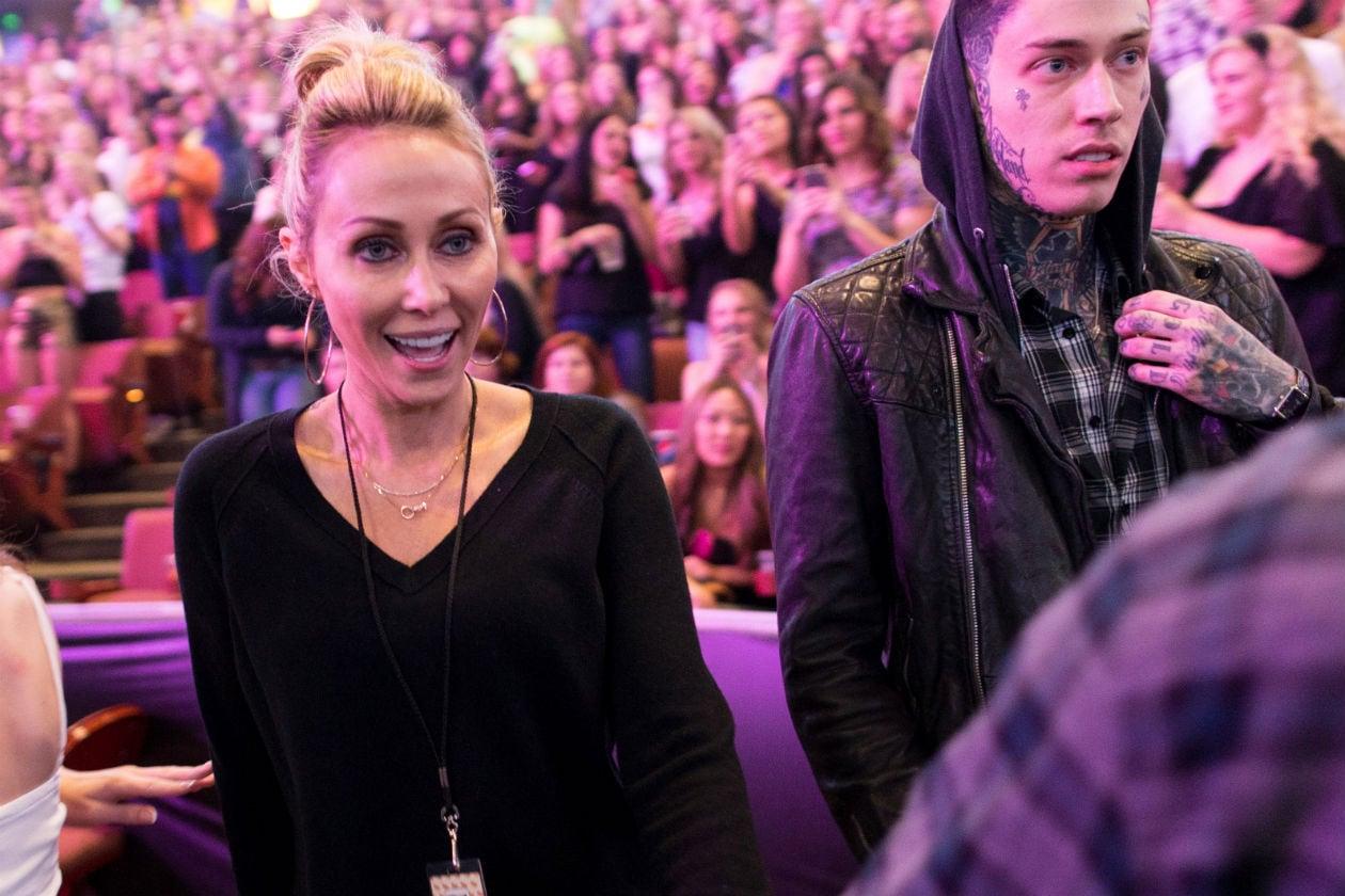 Tish e Trace Cyrus