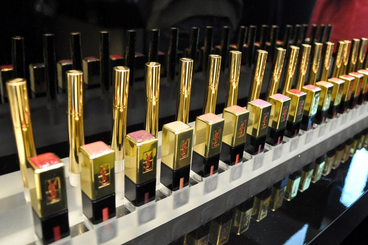 Vernis à Levres YSL: scegli la tua nuance preferita nel Beauty Store Sephora