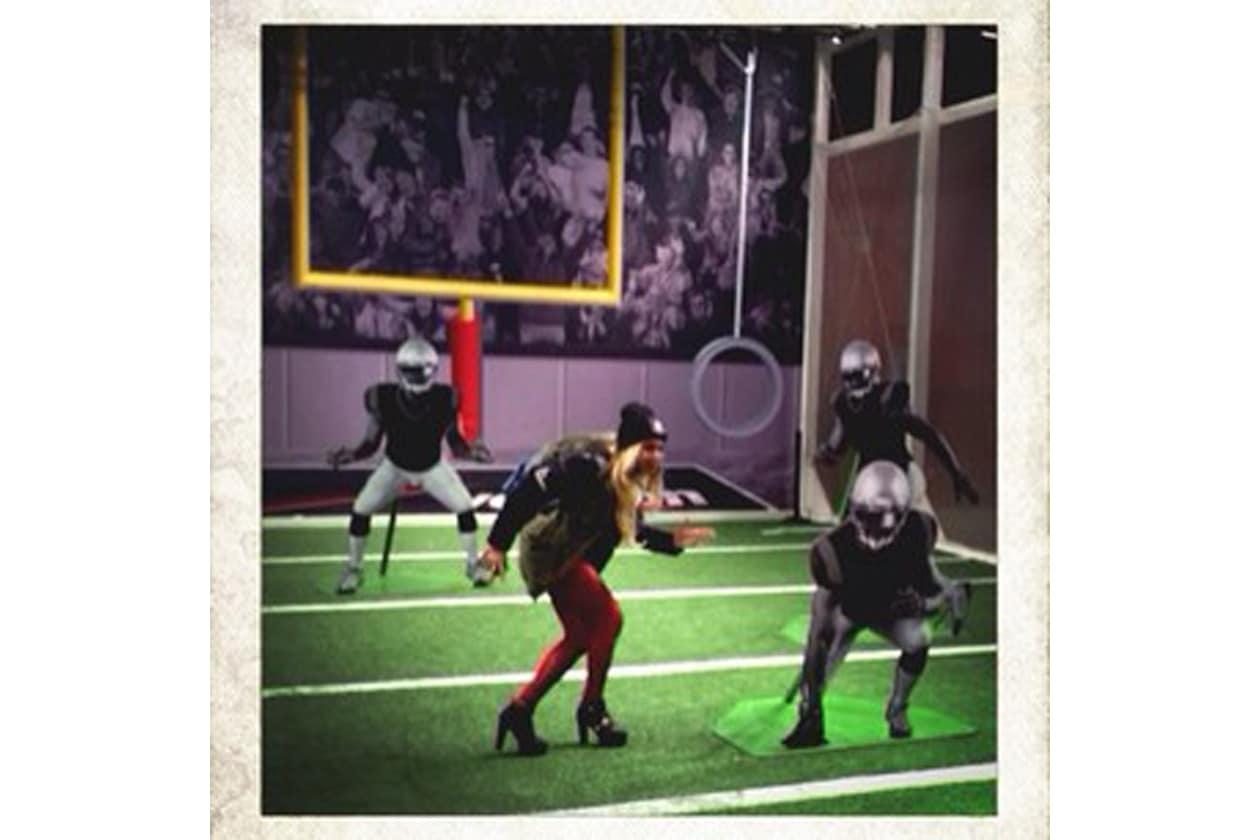 Beyoncé: «Super Bowl 2014»