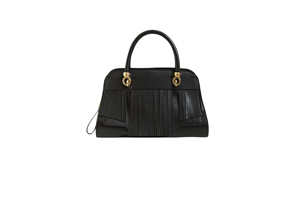 Fashion Fringes are back tods