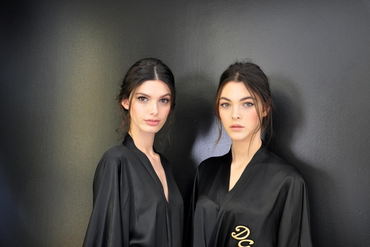 Dolce   Gabbana Autunno Inverno 2014-15  il make up curato da Pat ... 9729dfbecb2