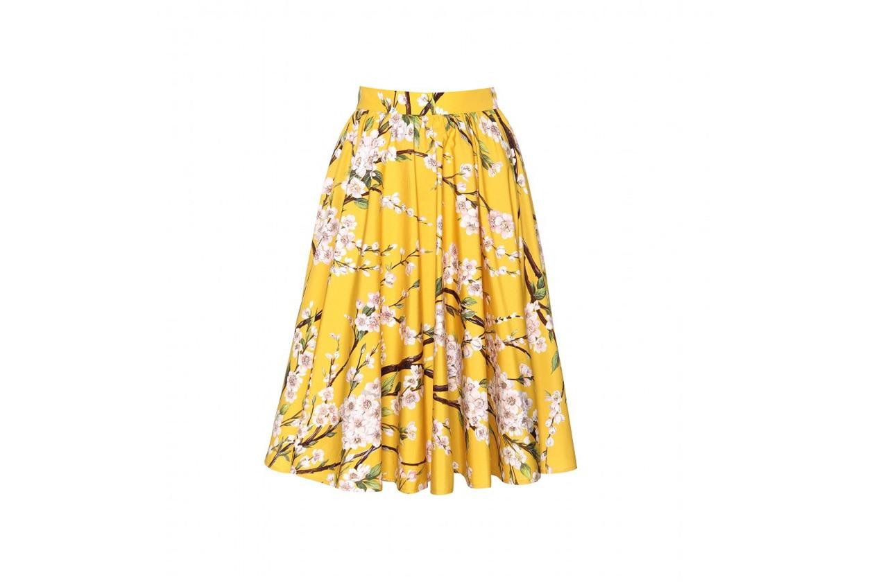 dolce&gabbana skirt