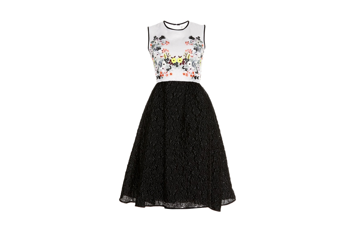 Fashion 20 MUST HAVE DA LONDRA erdem dress