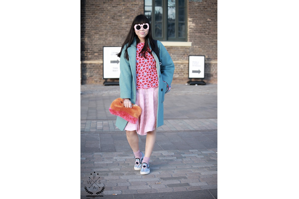 Streetstyle London Susie Bubble