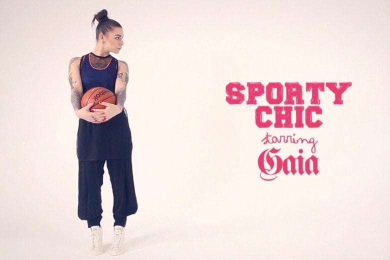 Trend p/e 2014: sporty chic
