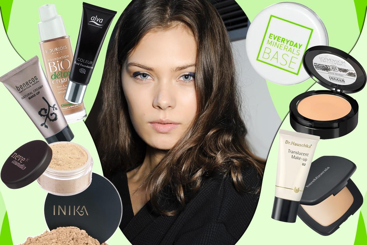 Fondotinta green: make up viso naturale ed eco-friendly, le scelte di Grazia.IT