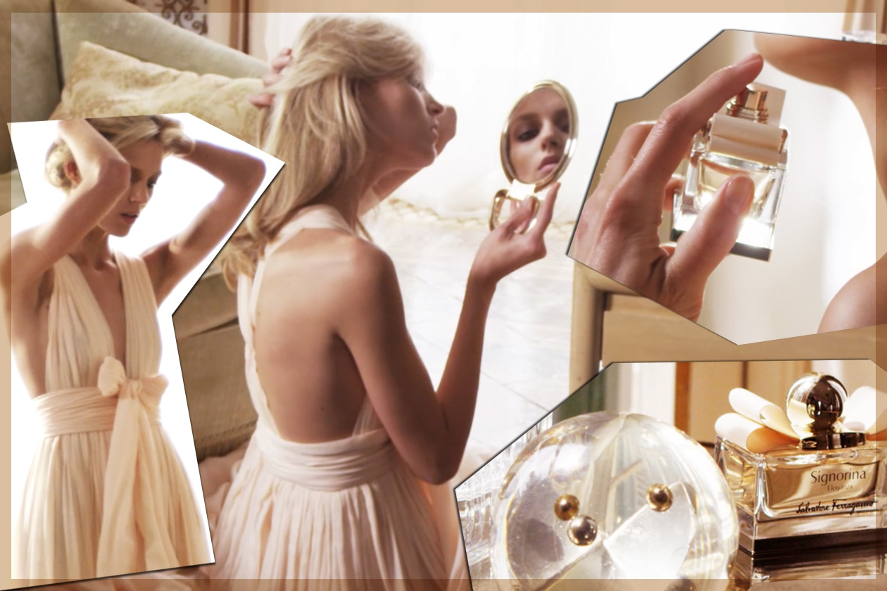 Signorina Eleganza di Ferragamo: il video in esclusiva per Grazia