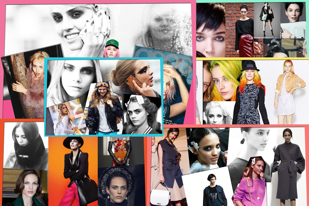 Le dieci modelle preferite di Grazia.it