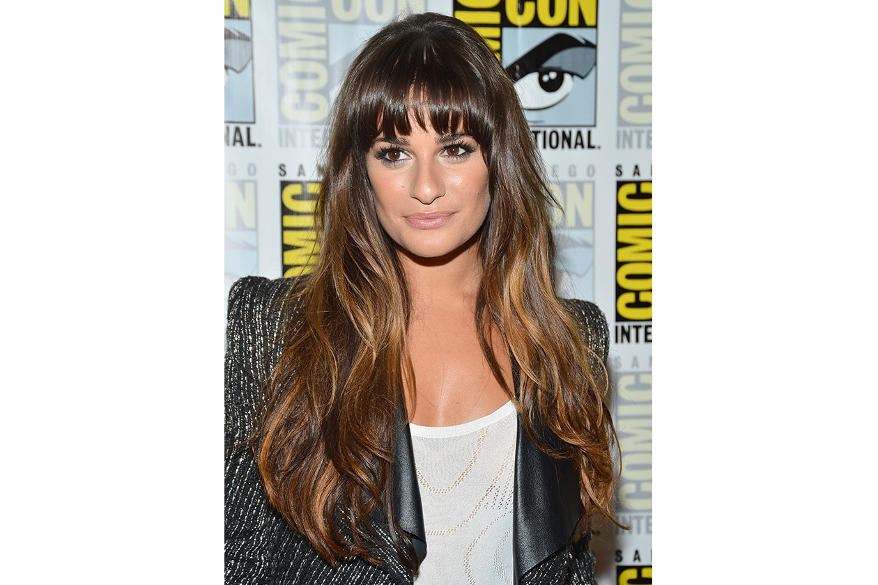 BEAUTY Lea Michele Capelli 148346313 10