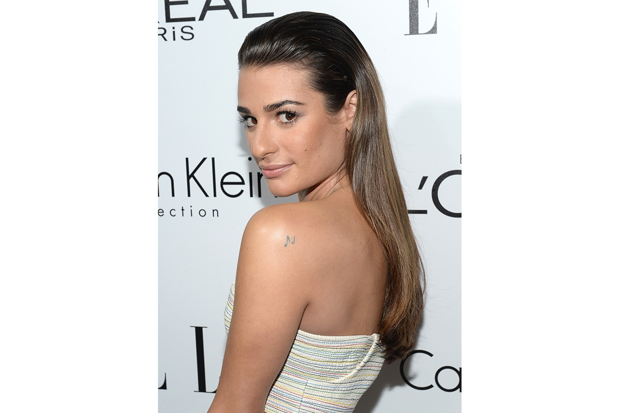 BEAUTY Lea Michele Capelli 185519102 10