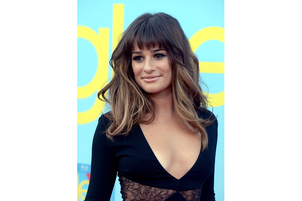 BEAUTY Lea Michele Capelli 151953591 10