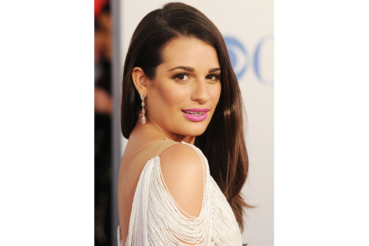 BEAUTY Lea Michele Capelli 136781501 10