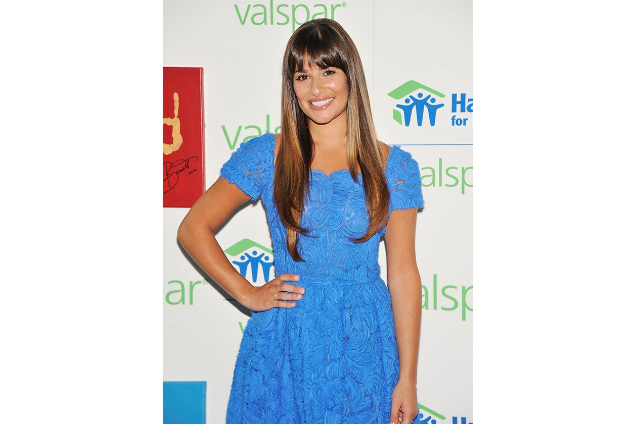 BEAUTY Lea Michele Capelli 148951519 10