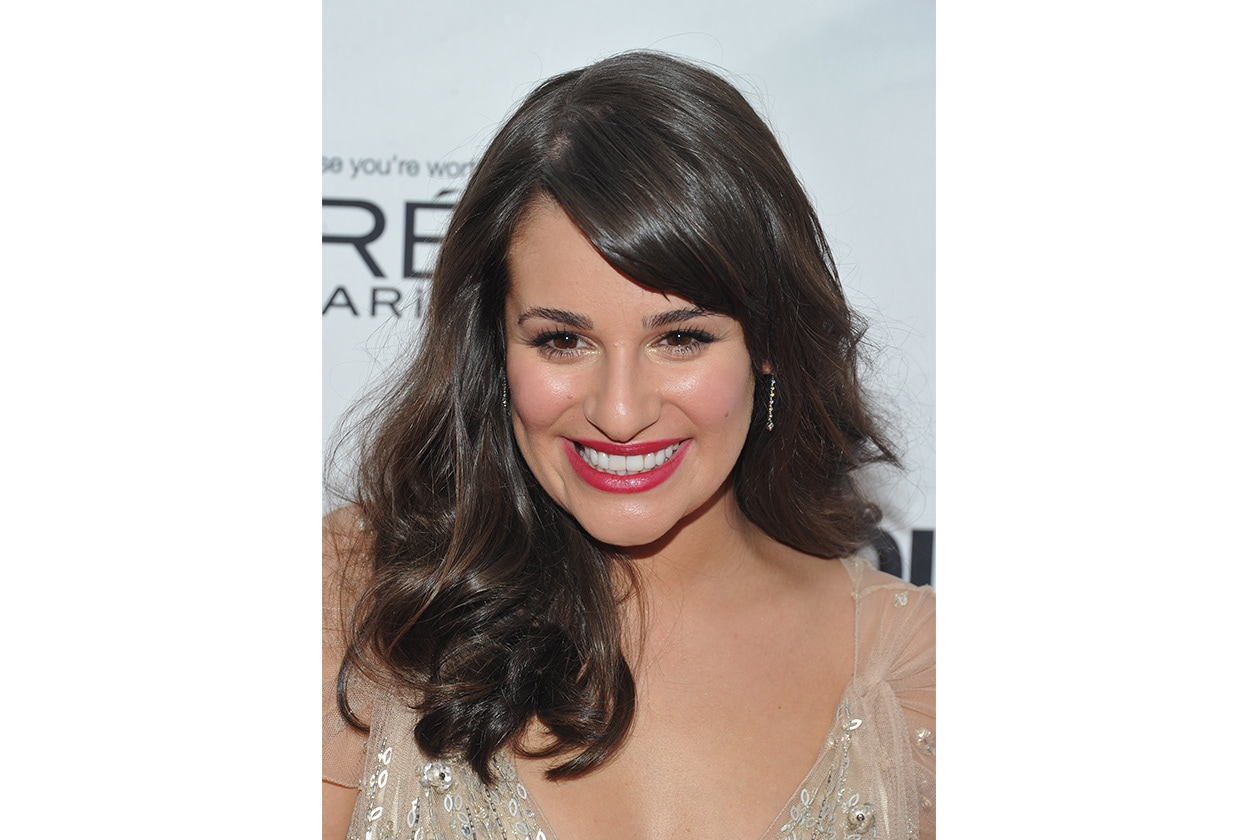 BEAUTY Lea Michele Capelli 131738865 10