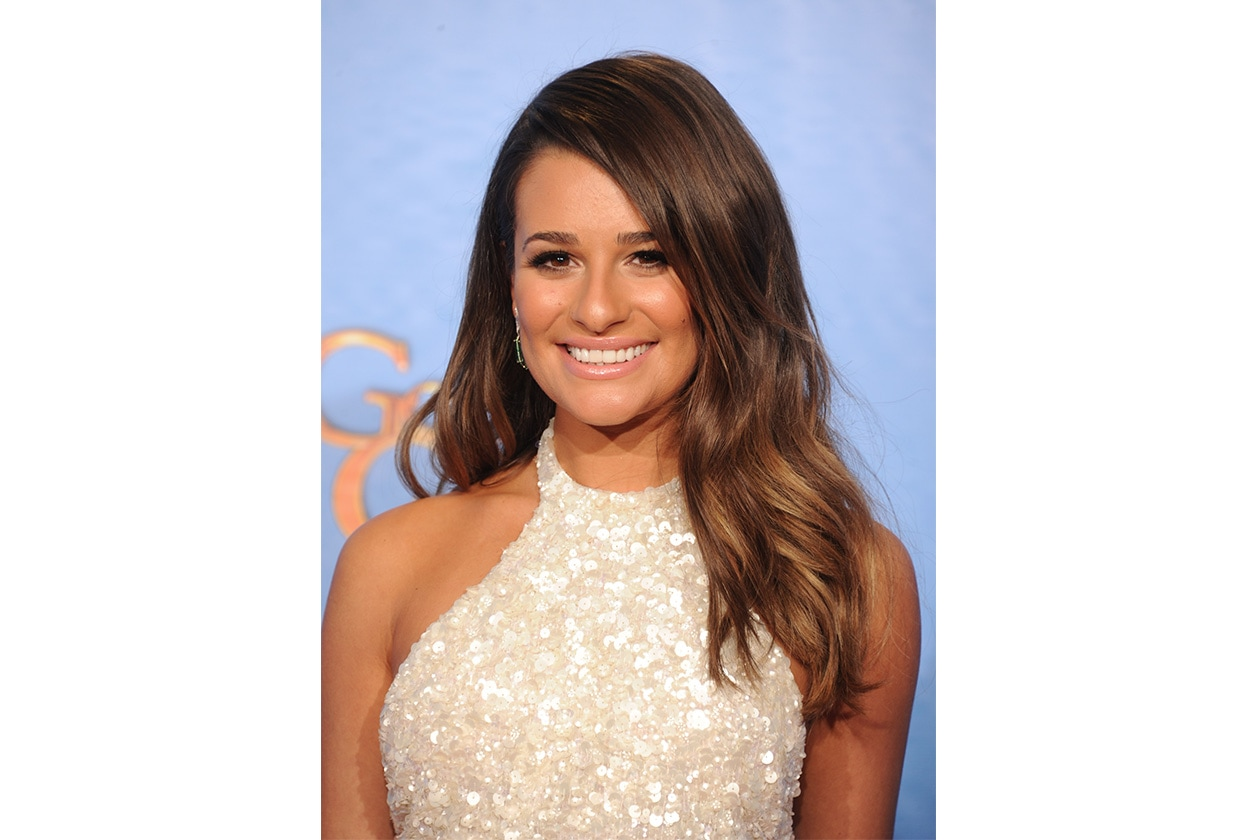 BEAUTY Lea Michele Capelli 159435027 10