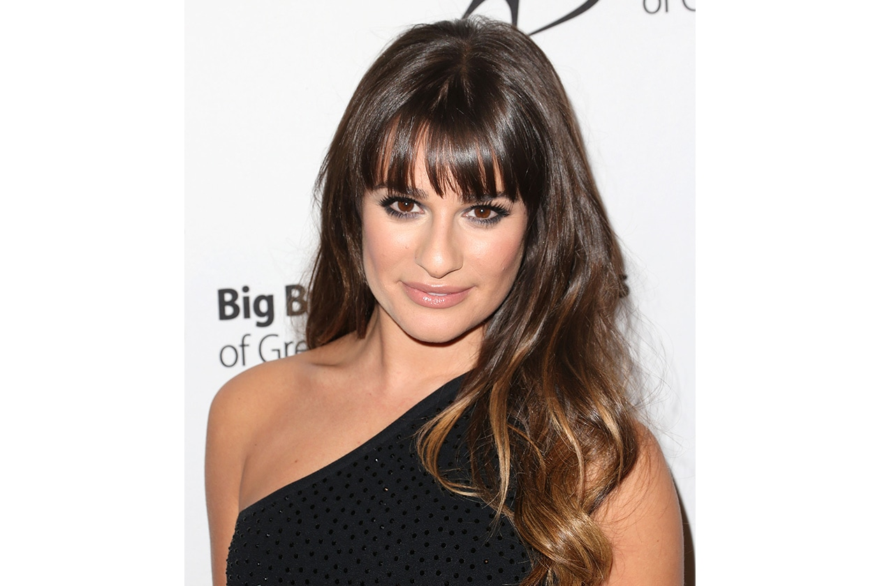 BEAUTY Lea Michele Capelli 154814880 10