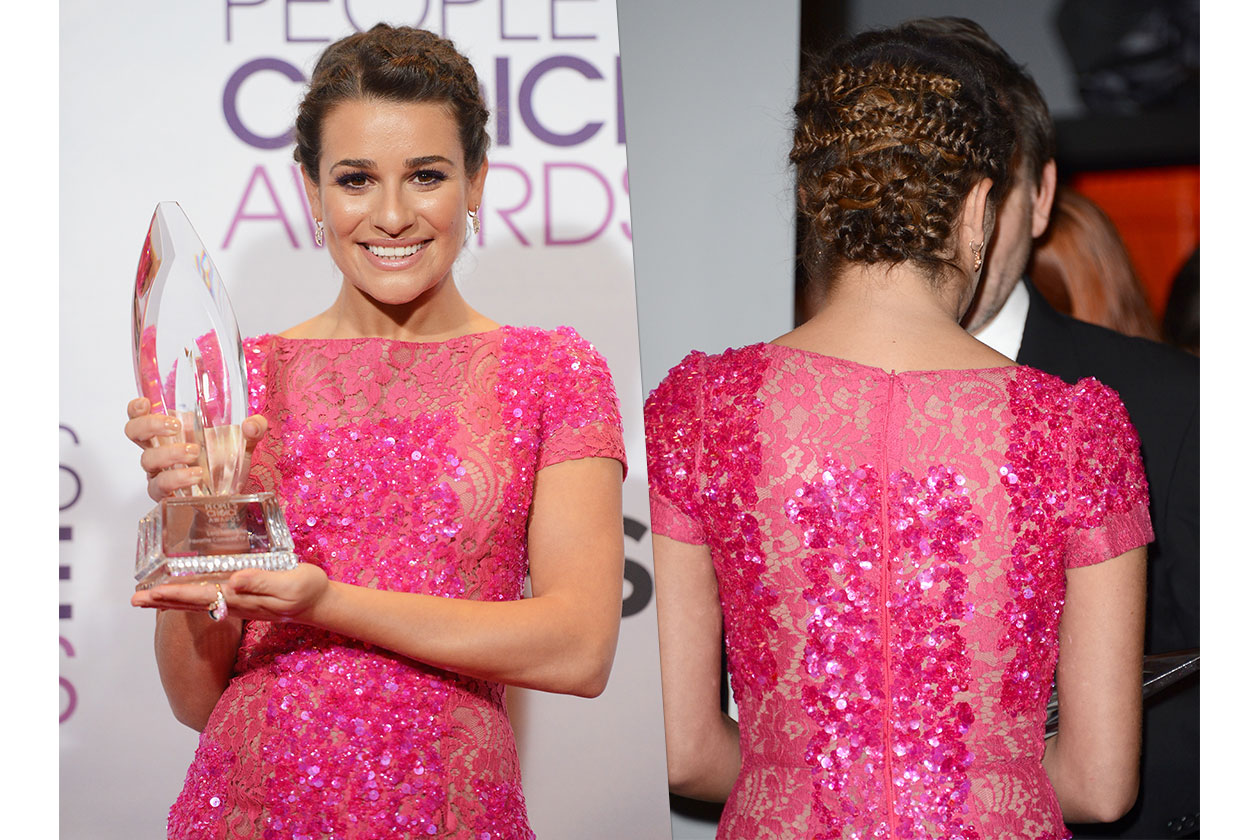 BEAUTY Lea Michele Capelli 159214539 10