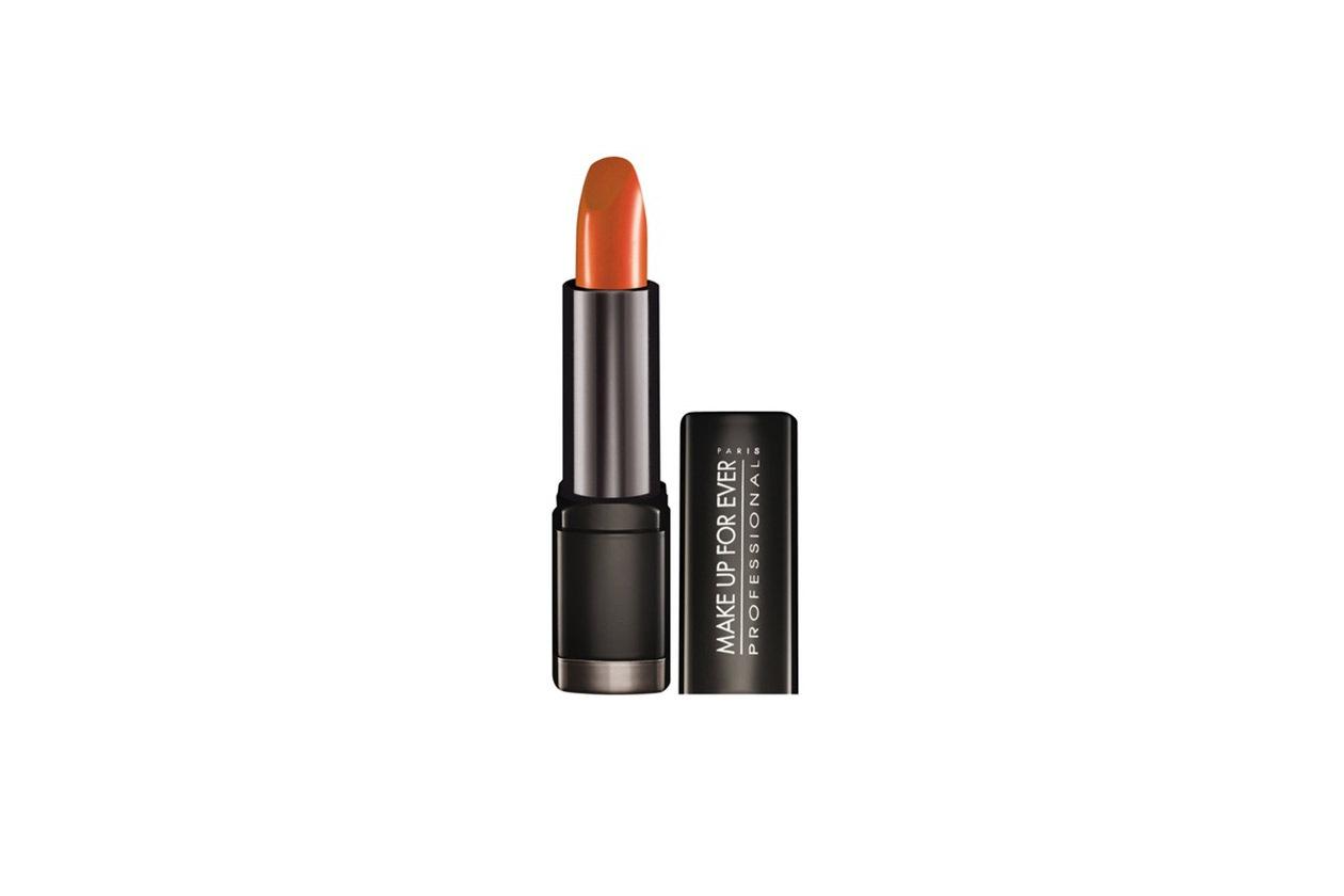 make up for ever orange vif satine