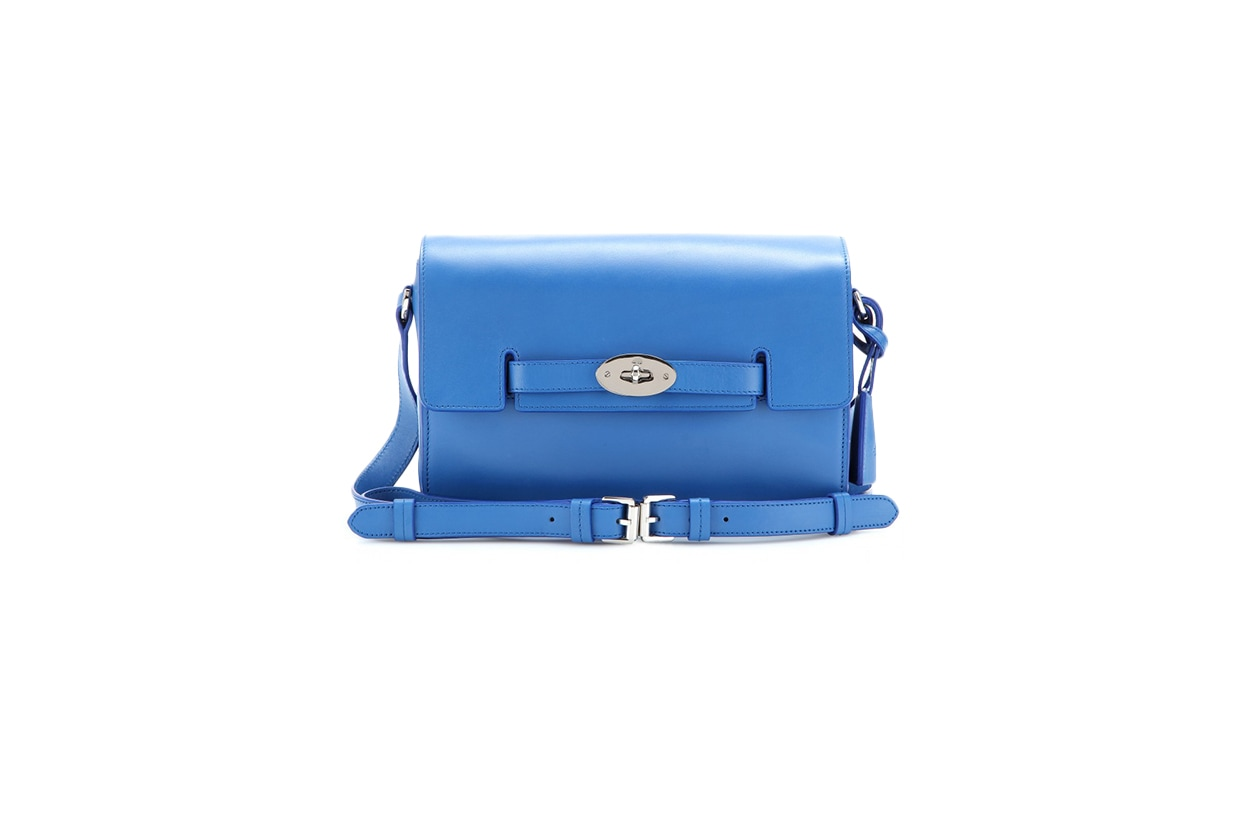 Fashion 20 MUST HAVE DA LONDRA mulberry blue bag