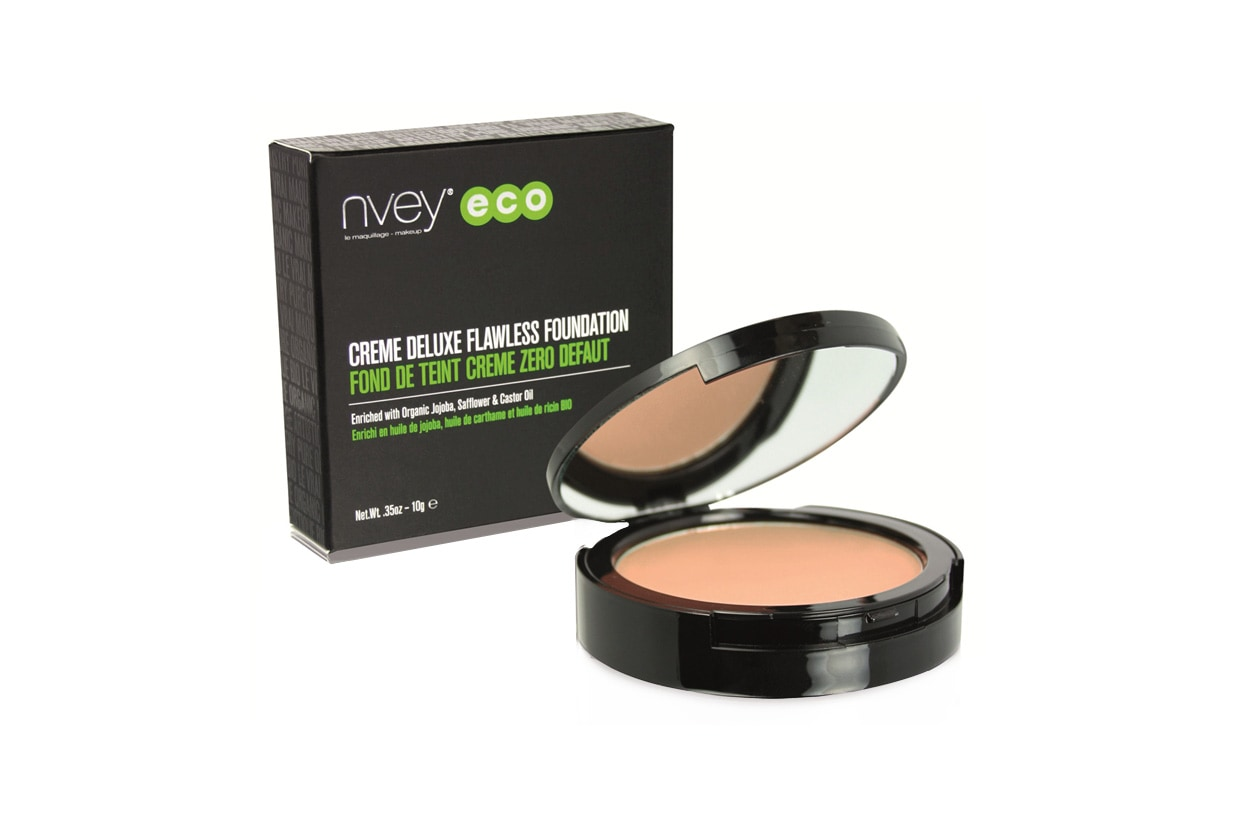 nvey creme deluxe flawless foundation